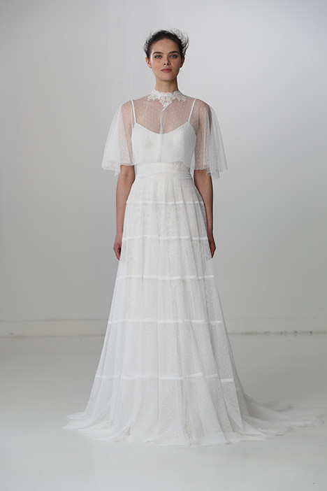 Dainty (91703) (+ caplet) Wedding                                          dress by Alyne