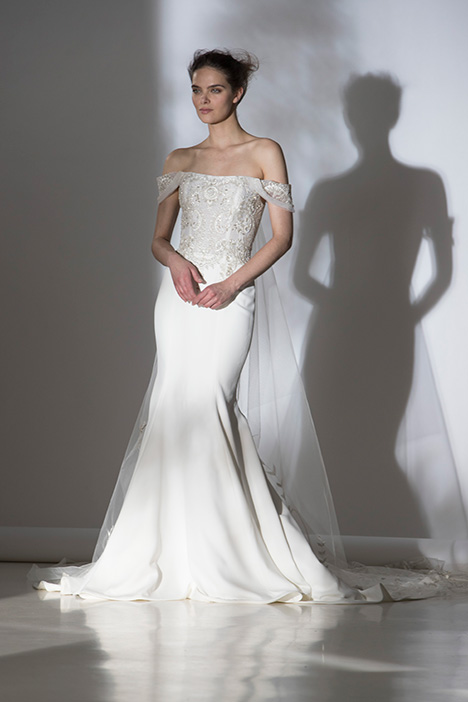 Fierce (3818) gown from the 2018 Rivini collection, as seen on dressfinder.ca