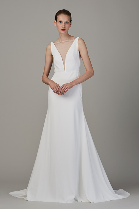 The Beacon Wedding                                          dress by Lela Rose