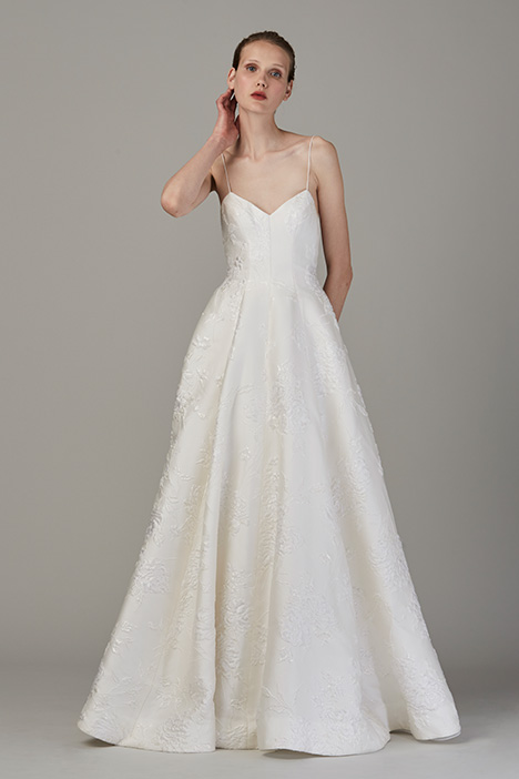The Berkshires gown from the 2018 Lela Rose collection, as seen on dressfinder.ca
