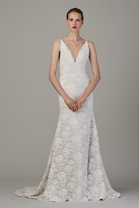 The Bungalow Wedding                                          dress by Lela Rose