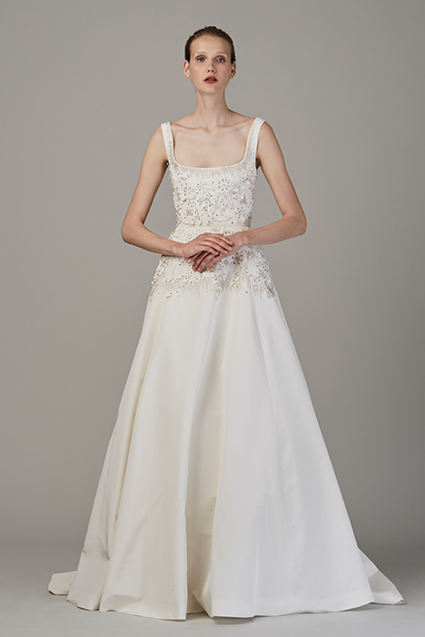 The Mirador Wedding                                          dress by Lela Rose