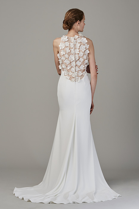 The Notting Hill (back) Wedding                                          dress by Lela Rose