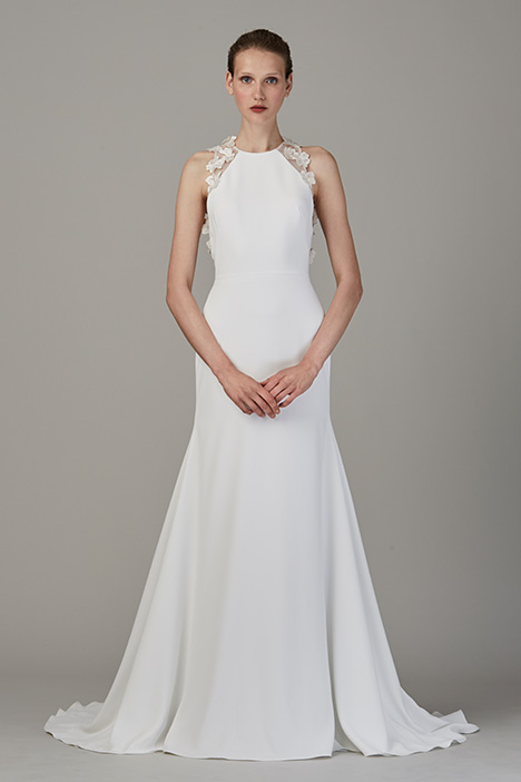 The Notting Hill Wedding                                          dress by Lela Rose