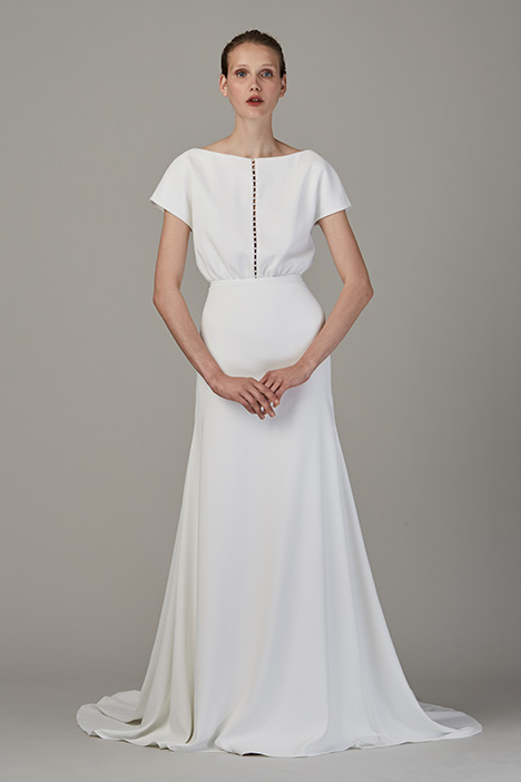 The Sands Wedding                                          dress by Lela Rose