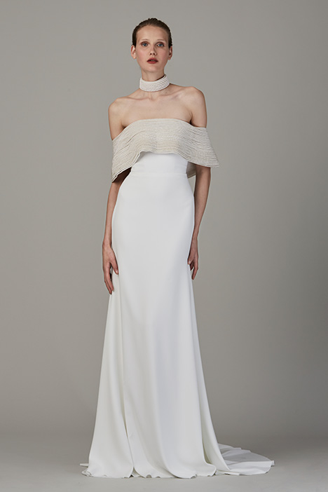 The Windsor Wedding                                          dress by Lela Rose