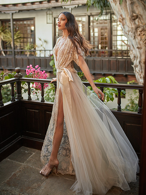 Ambrosia Wedding                                          dress by Galia Lahav