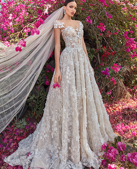 Coco Wedding                                          dress by Galia Lahav Couture