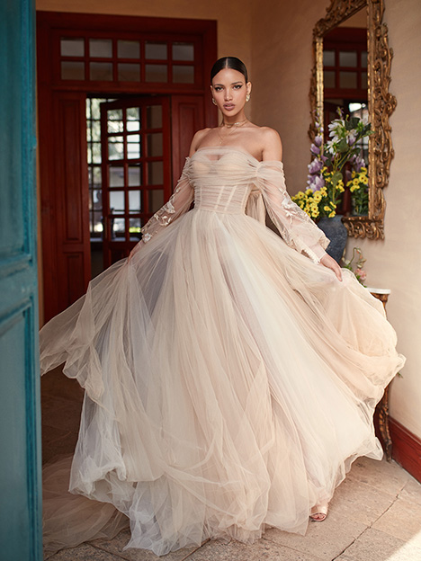 Magnolia Wedding                                          dress by Galia Lahav