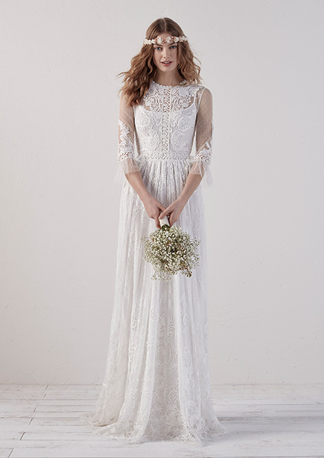 EDET Wedding                                          dress by Pronovias