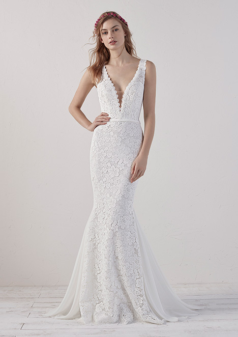 ELADIA Wedding                                          dress by Pronovias