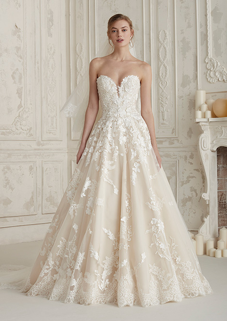 ELCIRA Wedding                                          dress by Pronovias