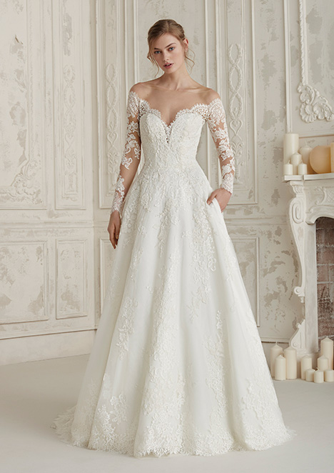 ELDORA Wedding                                          dress by Pronovias