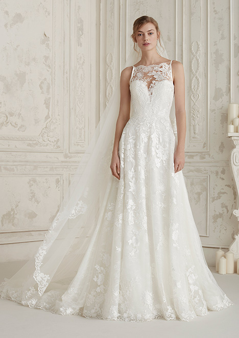 ELEANA Wedding                                          dress by Pronovias