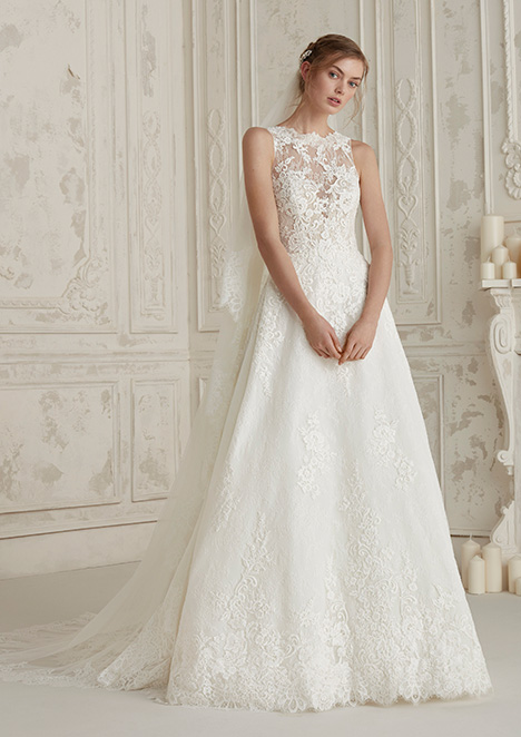 ELEANOR Wedding                                          dress by Pronovias