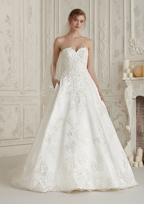 ELETA Wedding                                          dress by Pronovias