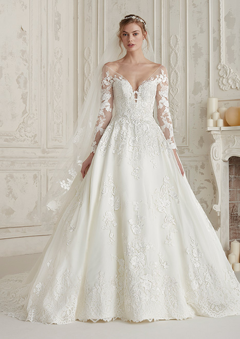ELISE Wedding                                          dress by Pronovias
