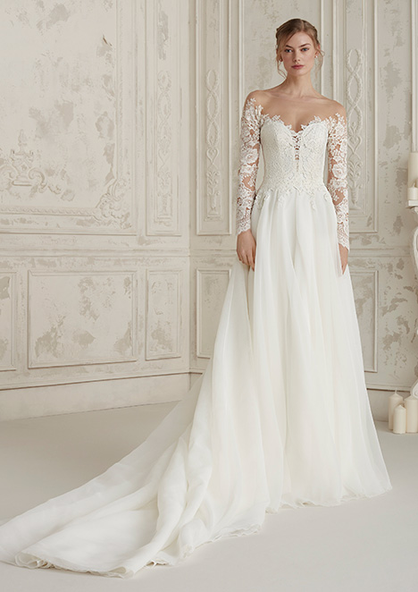 ELISEA Wedding                                          dress by Pronovias