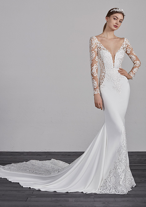 ENELSA Wedding                                          dress by Pronovias
