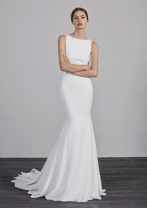 ENOL Wedding                                          dress by Pronovias