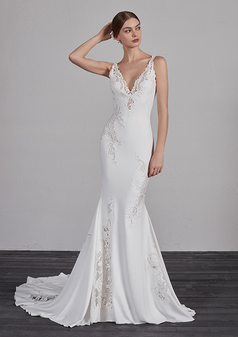 ENYA Wedding                                          dress by Pronovias