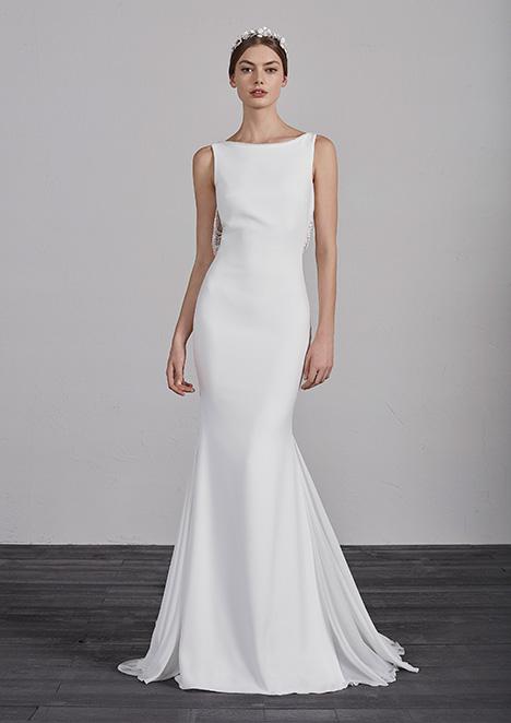 EOL Wedding                                          dress by Pronovias