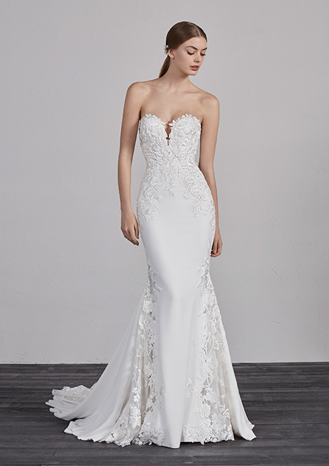 EPICO Wedding                                          dress by Pronovias