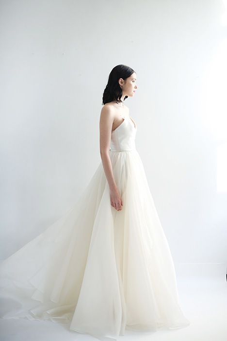 Aura Wedding                                          dress by Leanne Marshall