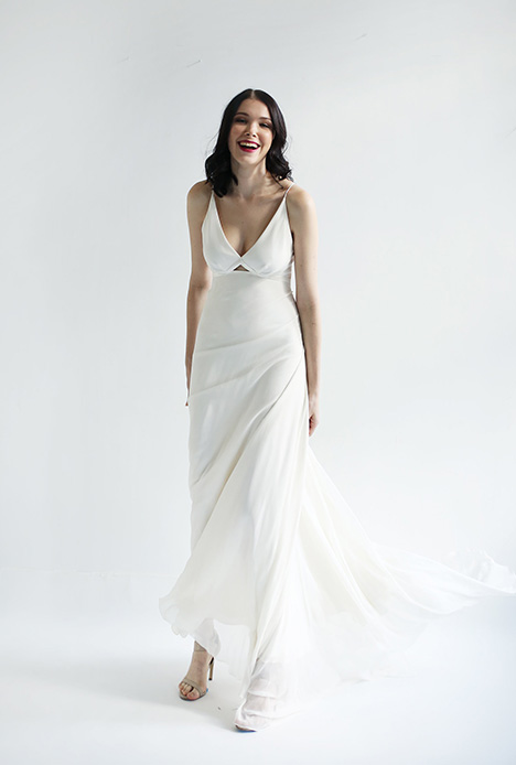 Marina Wedding                                          dress by Leanne Marshall