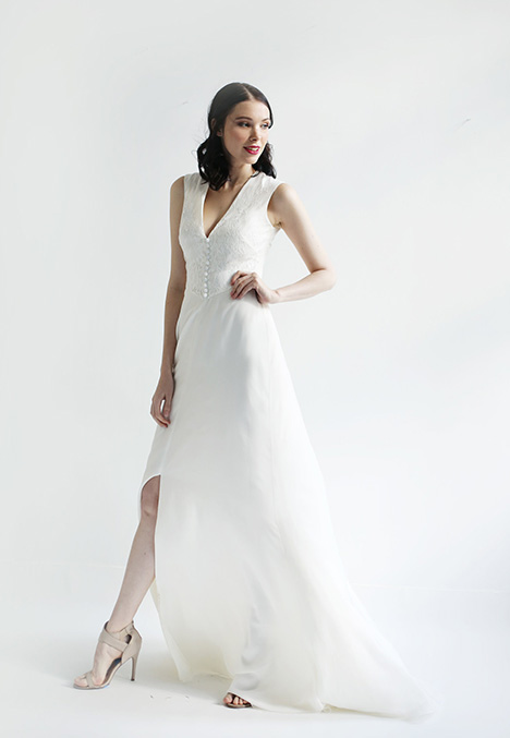 Zanna Wedding                                          dress by Leanne Marshall