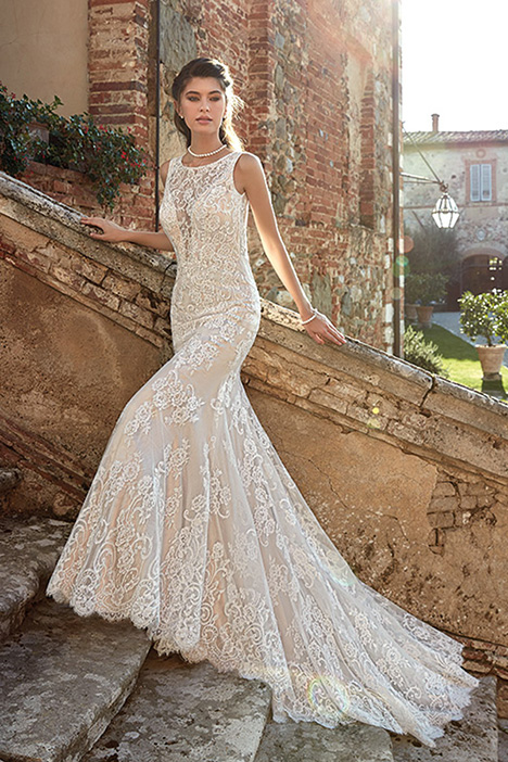 EK1201 Wedding                                          dress by Eddy K