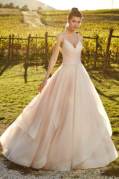 EK1202 Wedding                                          dress by Eddy K