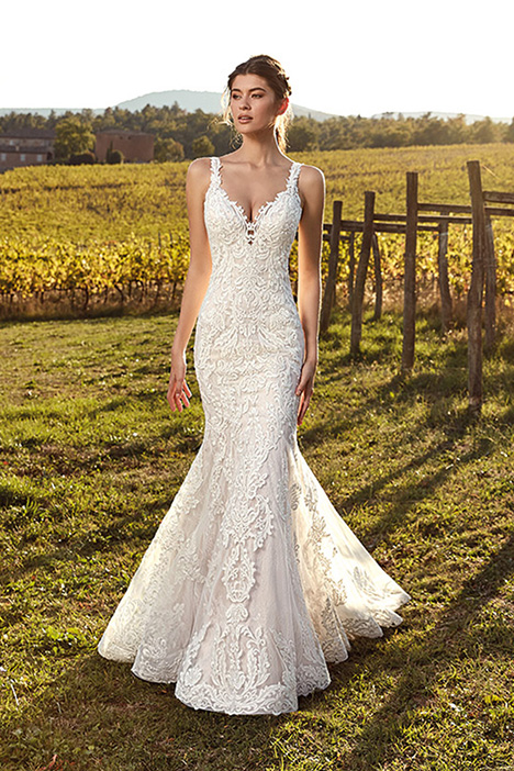 EK1203 Wedding                                          dress by Eddy K