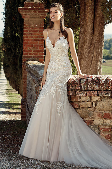 EK1205 Wedding                                          dress by Eddy K