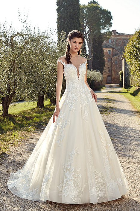 EK1210 Wedding                                          dress by Eddy K