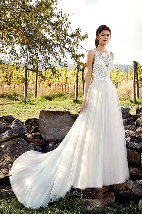 EK1213 Wedding                                          dress by Eddy K