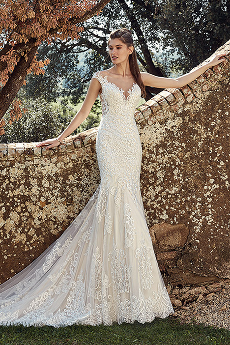 EK1216 Wedding                                          dress by Eddy K
