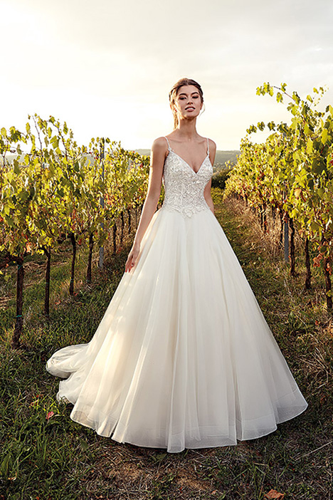 EK1217 Wedding                                          dress by Eddy K