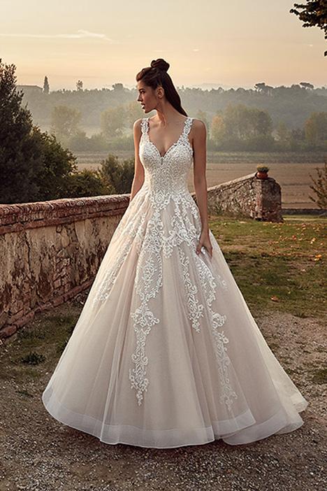 EK1220 Wedding                                          dress by Eddy K