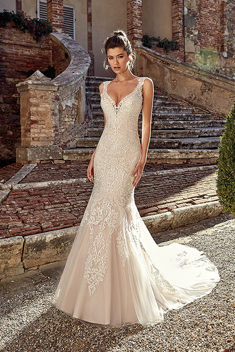 EK1221 Wedding                                          dress by Eddy K