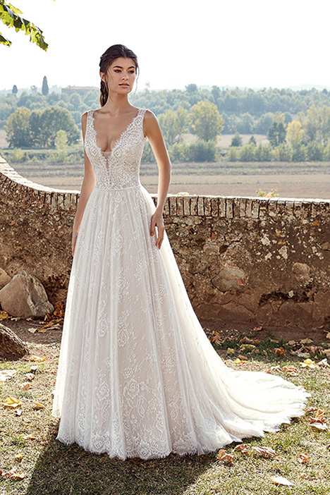 EK1222 Wedding                                          dress by Eddy K