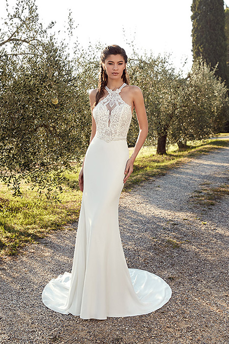EK1224 Wedding                                          dress by Eddy K
