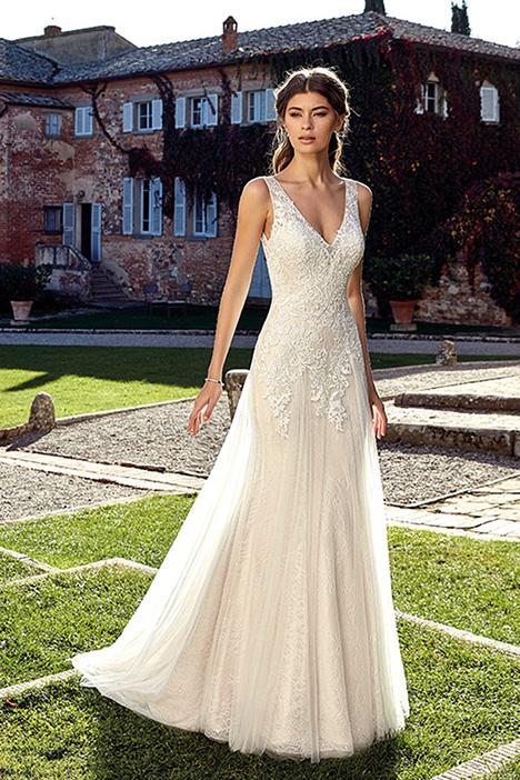EK1225 Wedding                                          dress by Eddy K