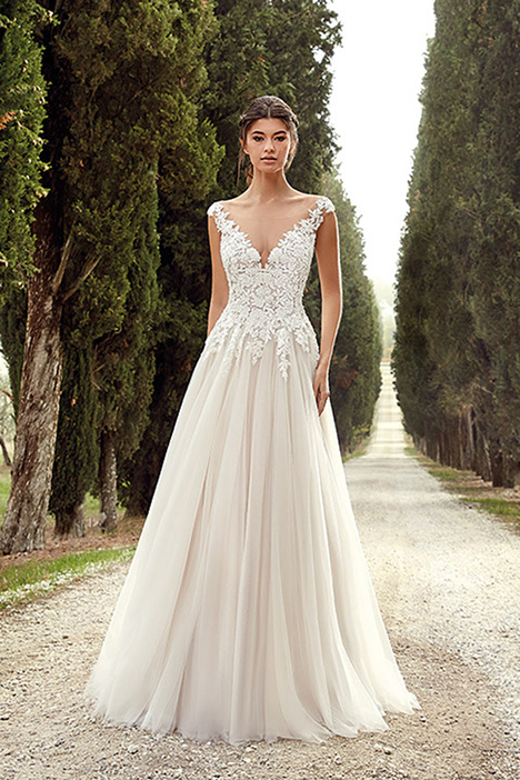 EK1226 Wedding                                          dress by Eddy K