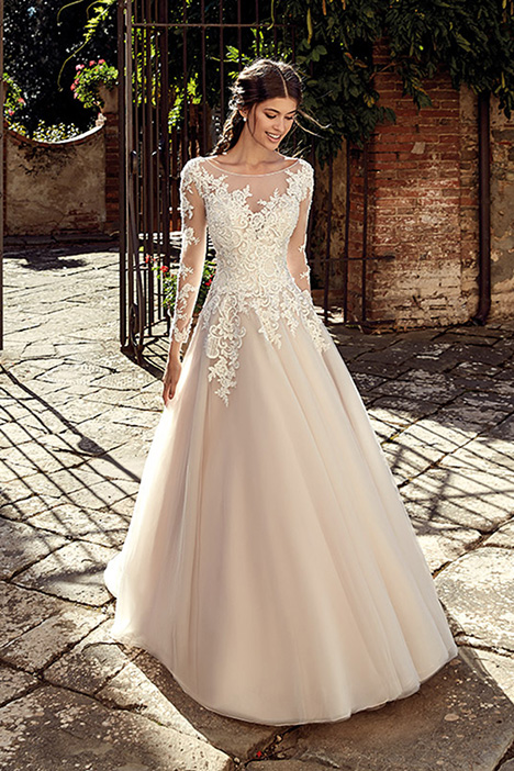 EK1228 Wedding                                          dress by Eddy K