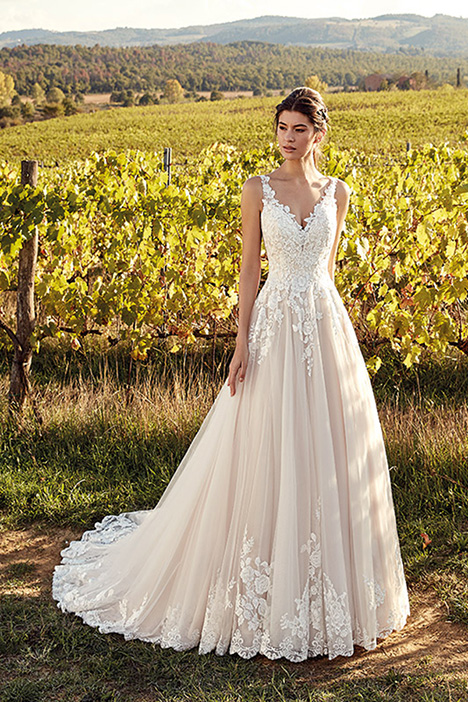 EK1231 Wedding                                          dress by Eddy K
