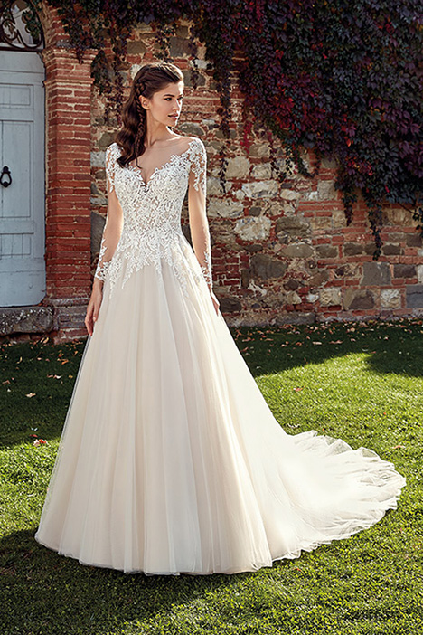 EK1232 Wedding                                          dress by Eddy K