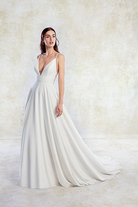 EK1243 Wedding dress by Eddy K
