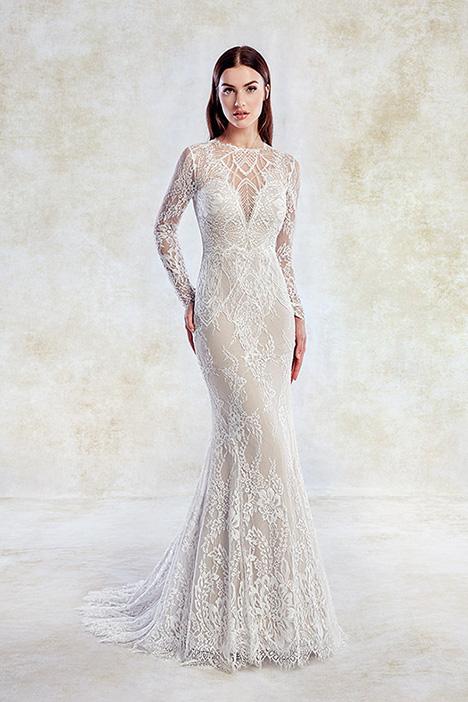 EK1247 Wedding                                          dress by Eddy K