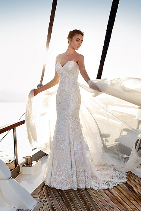 Blanca Wedding                                          dress by Eddy K Dreams